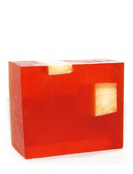סבון אפרסק קוביות
