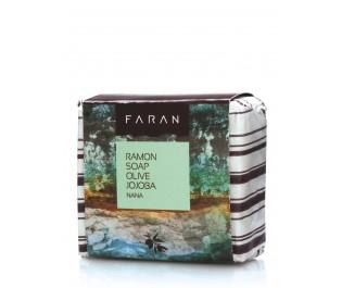 סבון רמון זית וחוחובה אורגני – נענע