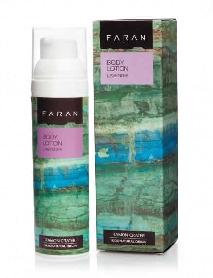 Organic Body Lotion – Lavender
