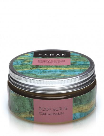Body Scrub – Rose Geranium