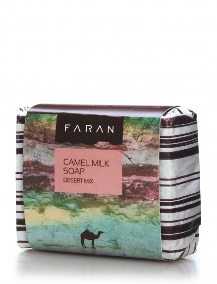Camel Milk Soap - Desert Mix
