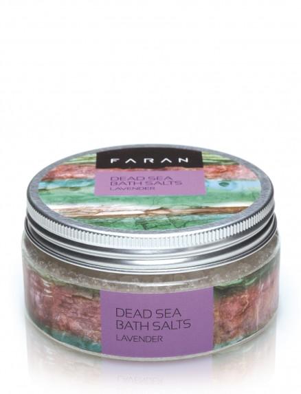 Dead Sea Bath Salt – Lavender