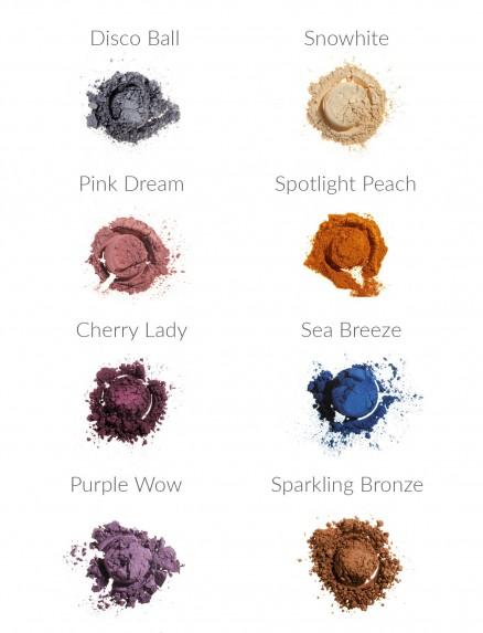 Organic Mineral Eyeshadow