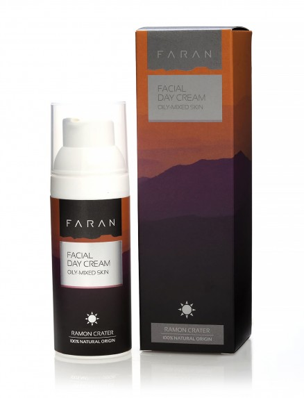 Natural & Organic Face Cream for Oily / Mixed Skin.