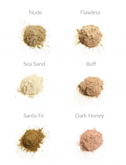 Organic Mineral Foundation
