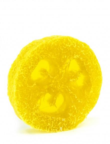 Lemon Loofa Soap