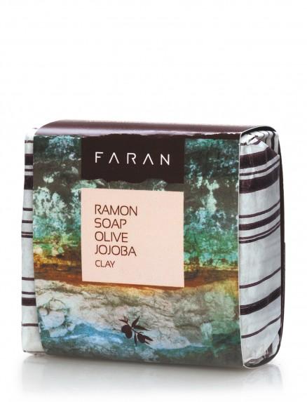 Ramon Olive Jojoba Soap – Clay