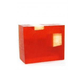 Peach Cubes Soap