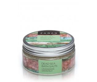 Dead Sea Bath Salt – Lemongrass Grapefruit