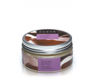 Golden Body Butter – Lavender Lemongrass