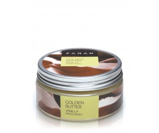 Golden Body Butter – Vanilla Patchouli