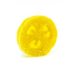 Lemon Loofa Soap