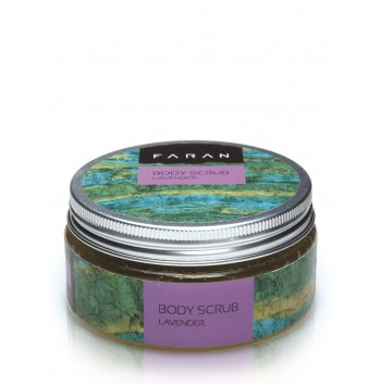 Body Scrub – Lavender